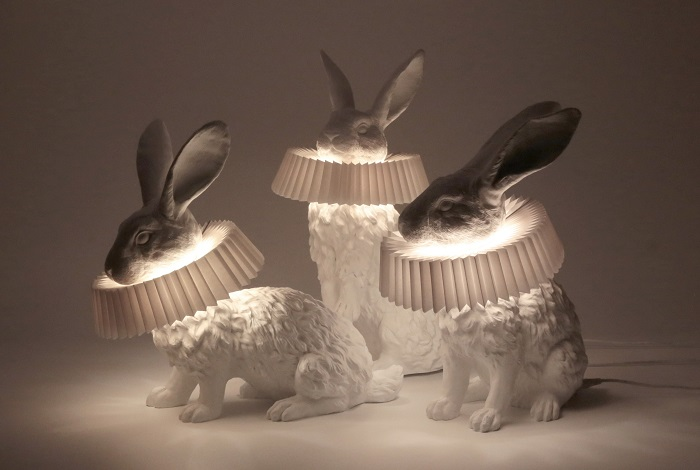 Place Furniture  rabbit-lamp-064