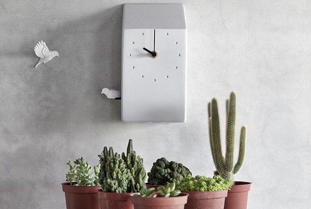 Cuckoo Nest Clock Home - Place Furniture