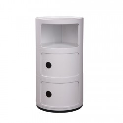 Replica Componibili Storage Unit 3 door white