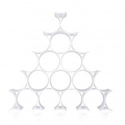 Place Furniture Infinity Bottle Rack white-1