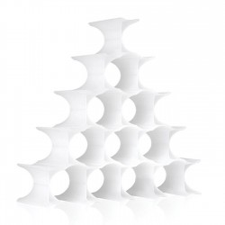 Place Furniture Infinity Bottle Rack white-2