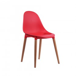 Place furniture Alexandre Arazola Dining Chair red
