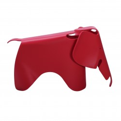 Replica Eames Elephant Stool red