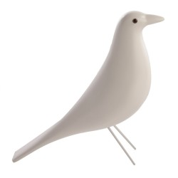 Replica Eames House Bird white - Place Furniture