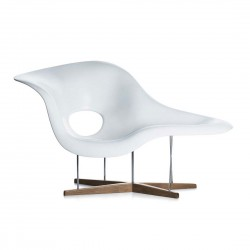 Replica Eames La Chaise place furniture