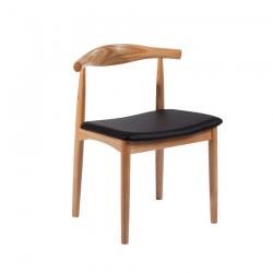 Replica Hans Wegner CH20 Chair natural ash wood