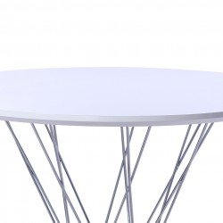 Replica Isamu Noguchi Cyclone Dining Table white 100cm