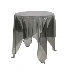 Replica John Brauer Illusion Side Table smoke 1