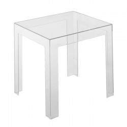 Replica Jolly Table by Paolo Rizzato clear transparent