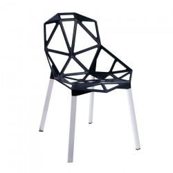 Replica Konstantin Grcic Chair One black 01