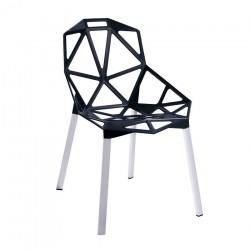 Replica Konstantin Grcic Chair One black 01