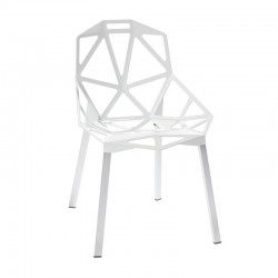 Replica Konstantin Grcic Chair One white 01