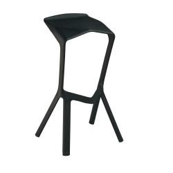 Replica Konstantin Grcic Miura Stool black 01