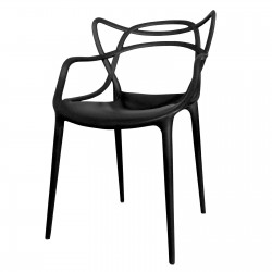 Replica Phillipe Starck Masters Chair black