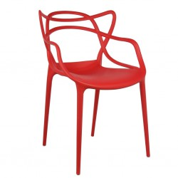 Replica Phillipe Starck Masters Chair red - Place Furniture