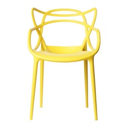 Replica Phillipe Starck Masters Chair yellow (2) - Place Furniture