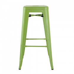 Replica Xavier Pauchard Tolix Stool 75cm green light green apple green