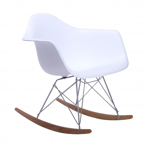 Astonishing Replica Eames Rar Rocking Chair Gmtry Best Dining Table And Chair Ideas Images Gmtryco