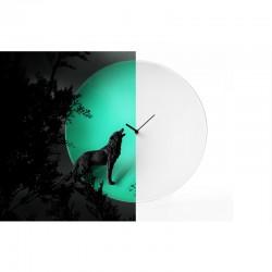 Moon X CLOCK-Wolf4