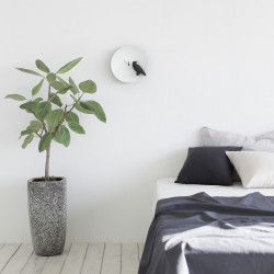 Place Furniture Moon X CLOCK - Raven 03