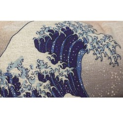 Place Ukiyo-e - Great Wave4 - Place Furniture