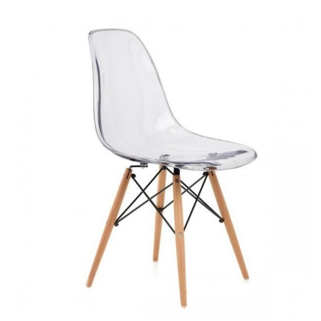 Très Replica Eames DSW Dining Chair SG74
