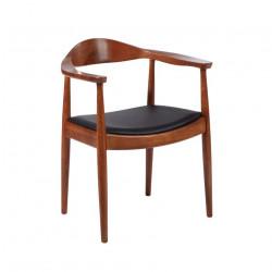 Replica Hans Wegner Round Dining Chair 2