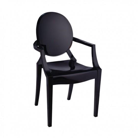 Replica Philippe Starck Louis Ghost Chair u2013 Solid Colors  sc 1 st  Place Furniture & Replica Philippe Starck Louis Ghost Chair