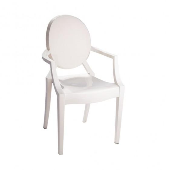 replica philippe starck louis ghost chair