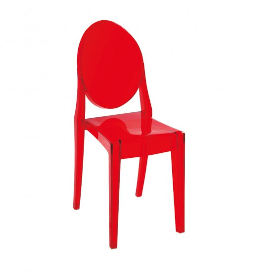 Replica philippe starck victoria ghost chair - Chaise victoria ghost starck ...