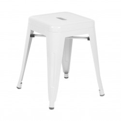 Replica Xavier Pauchard Tolix Stool 45cm white