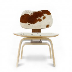Place furniture Replica Eames LCW Lounge Chair Cowhide 02
