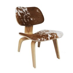 Place furniture Replica Eames LCW Lounge Chair Cowhide 05