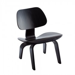 Replica Eames DCW Dining Chair black