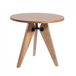 Replica Jean Prouve Gueridon Side Table