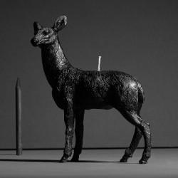 Deer X CANDLE