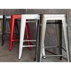 PLACE FURNITURE REPLICA TOLIX STOOL 65CM