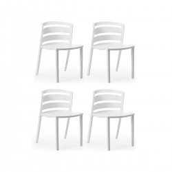 Place furniture Replica Paolo Favaretto Venezia Chair set of 4