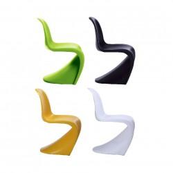 Place furniture Replica Verner Panton Chair set of 4