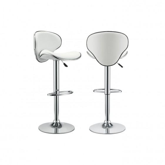 lexmod saddleback bar stool