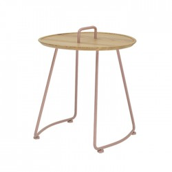 Elpha Collection Side Table