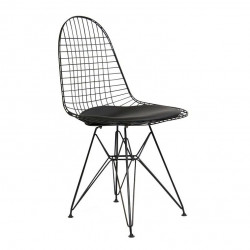 Place Furniture Replica Eames Wire Chair – whole Black 1