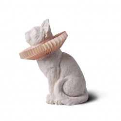 Place Furniture Cat Table Lamp Lighting 01