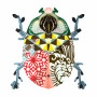 Place Furniture MIHO UNEXPECTED Wall Decorative Beetle bugm314