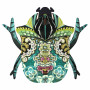 Place Furniture MIHO UNEXPECTED Wall Decorative Beetle bugs406