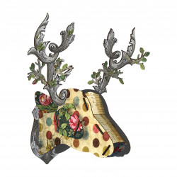 Place Furniture MIHO UNEXPECTED Wall Decorative Deer big36