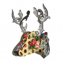 Place Furniture MIHO UNEXPECTED Wall Decorative Deer cervo128