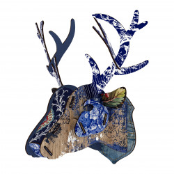 Place Furniture MIHO UNEXPECTED Wall Decorative Deer cervo432