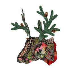 Place Furniture MIHO UNEXPECTED Wall Decorative Deer cervo434