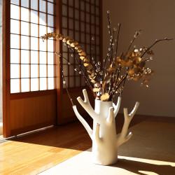 HAOSHI Tree X Marble Vase 08